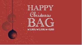 クリスマス HAPPYBAG